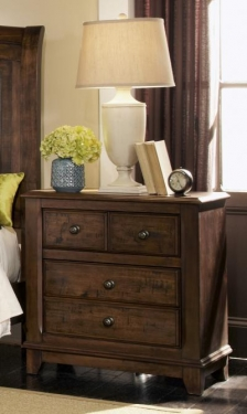 Patina Night Stand or End Table Member Cost: $249. main image