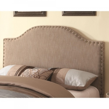 Queen Upholstered Headboard  main image