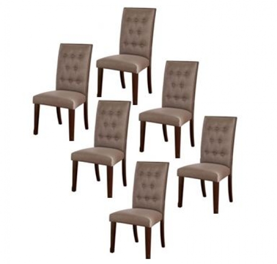 6 Larimer Upholstered Side Chairs main image