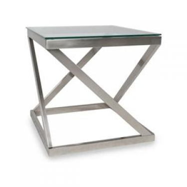 Coylin Square End Table NEW: Member Price $126.00 main image