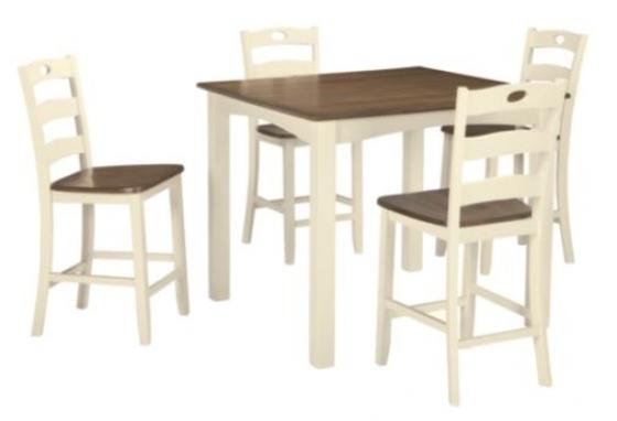 Woodanville Square Table Set main image