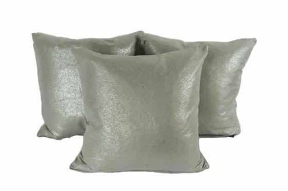 Silver Shimmer Pillows main image