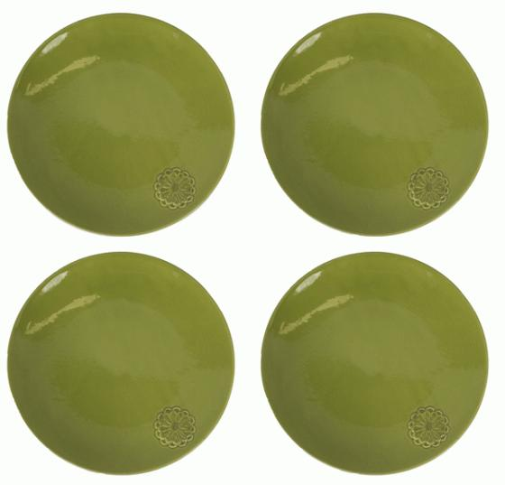 Green Plates main image
