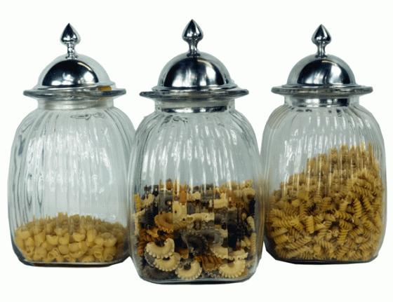 Pasta Canisters main image