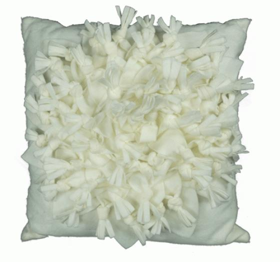 Flower Felt Pillow main image