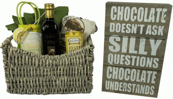 Chocolate Art and Kitchen Accessory Set main image