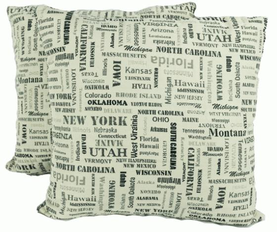 United States Pillows main image