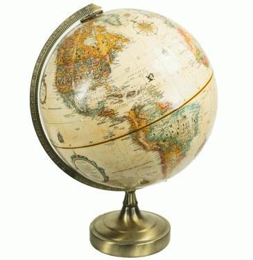 Full Size Globe  main image