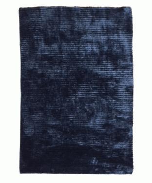 Blue Shag Rug 4'x5'4 main image