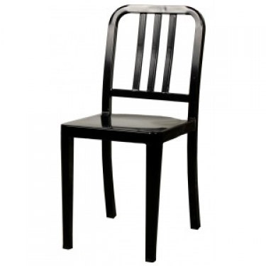 Black Metal Chair - See also 12268,12269,12270 main image