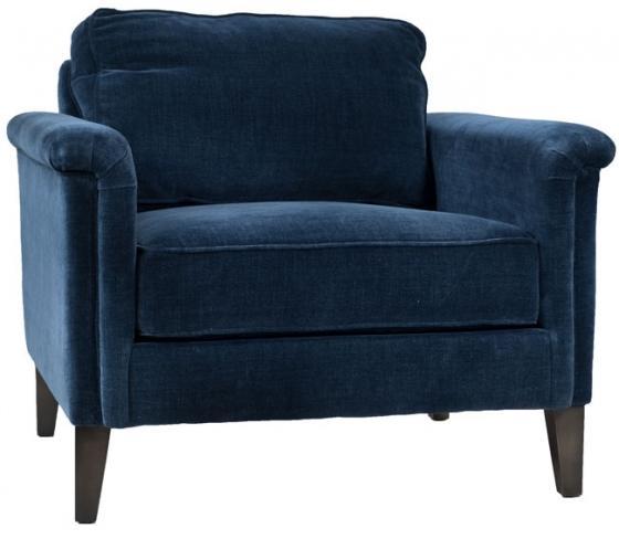 Helio Velvet Chair main image