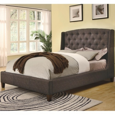 Upholstered Queen Bed main image