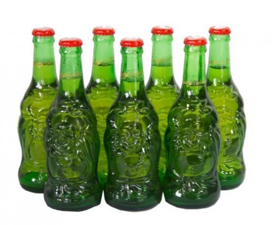 (7)Lucky Buddha Bottles main image