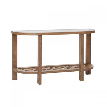 Crackle Console Table main image