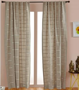 Natural Linen Curtains main image