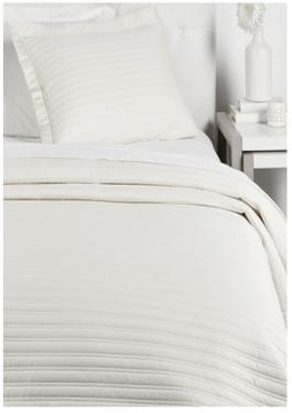 Queen Linea Coverlet Set main image