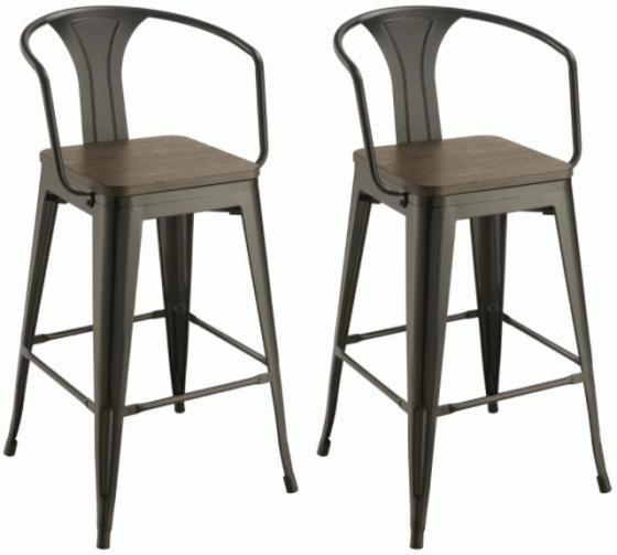 Matt Bar Stools main image