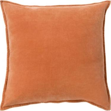 Orange Decorative Pillow 22x22 main image