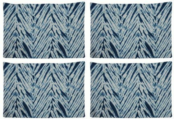 Set Of 4 Reversible  Place-mats   main image