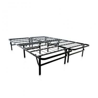 High Rise Folding Bed Frame, Queen main image