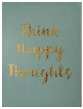 Think Happy Thoughts main image