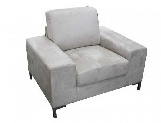 Cream Square Sofa Chair main image