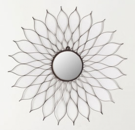 Flower Wall Mirror main image