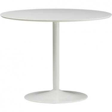 White Tulip Round Dining Table main image