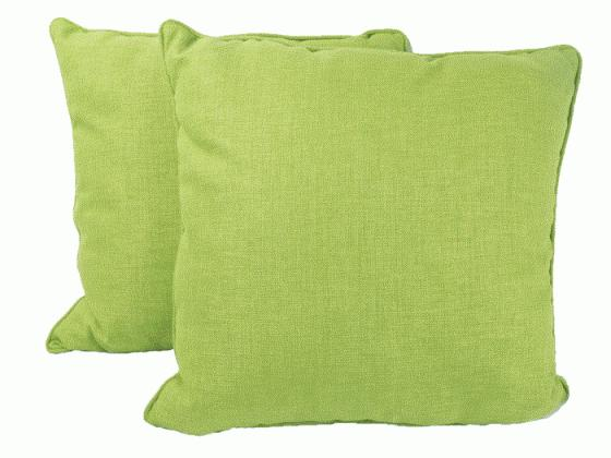 Lime Outdoor Pillows main image