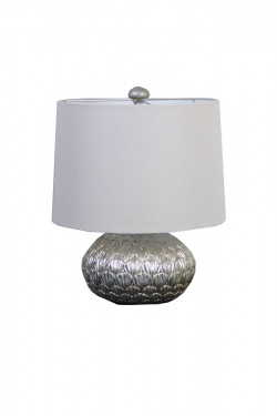 Small Silver Lamp  main image