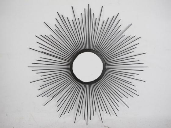 Small Sunburst Mirror main image