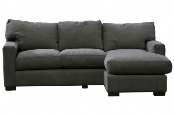 Grey Chaise Sofa main image