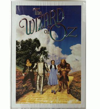 Wizard of Oz Movie Poster main image