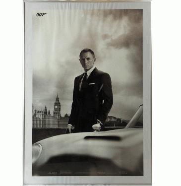 007 Movie Poster main image