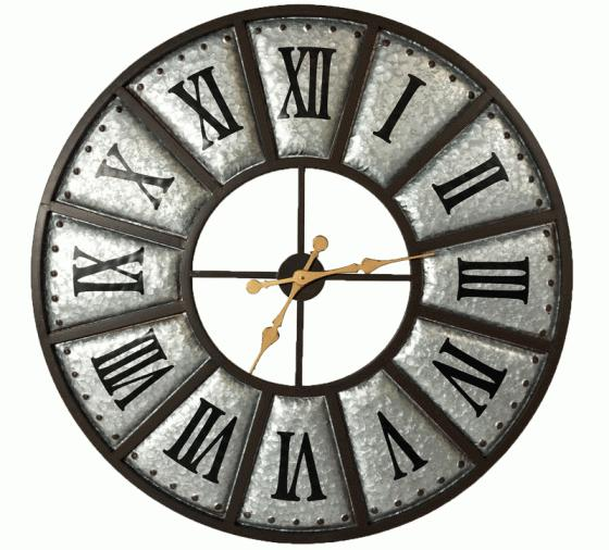 Metal Wall Clock main image