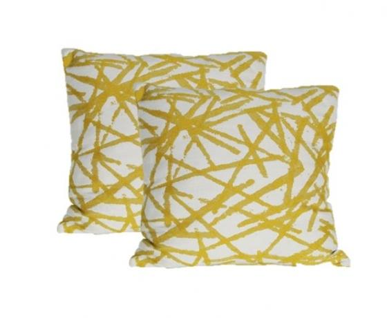 Yellow Throw Pillows main image