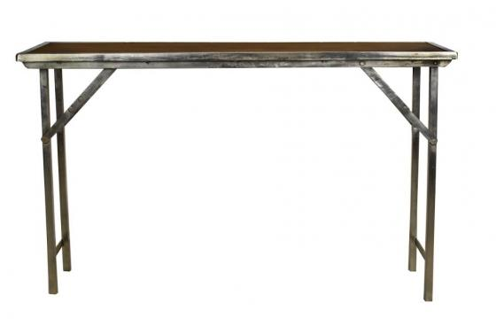 Industrial Console Table main image