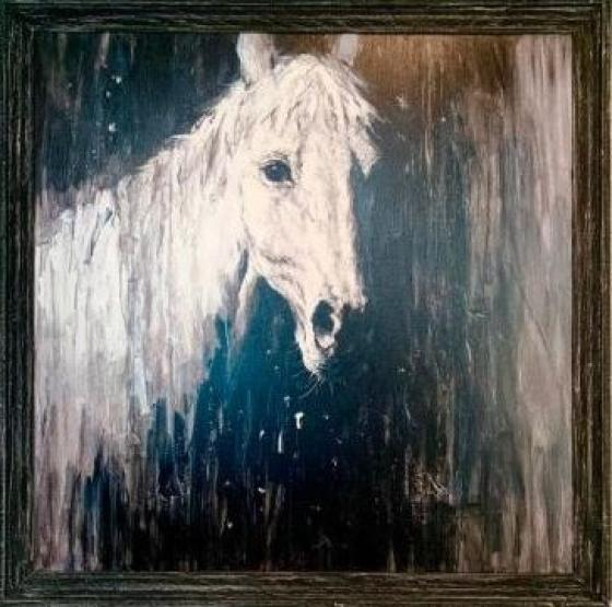 Horse Painting  main image