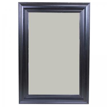 Large Wall Dark Espresso Mirror main image