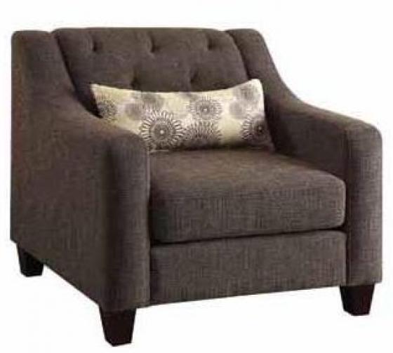 Dark Chocolate Truffle Chair main image