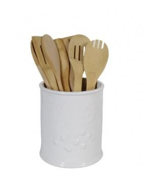 Canister with Utensils main image