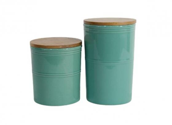 Green Canisters  main image