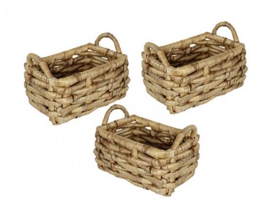 Chunky Woven Small Baskets main image