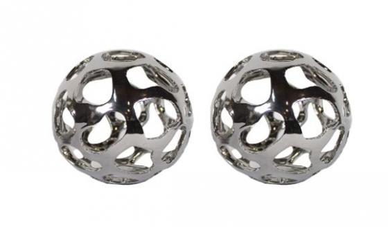 Silver Spheres main image