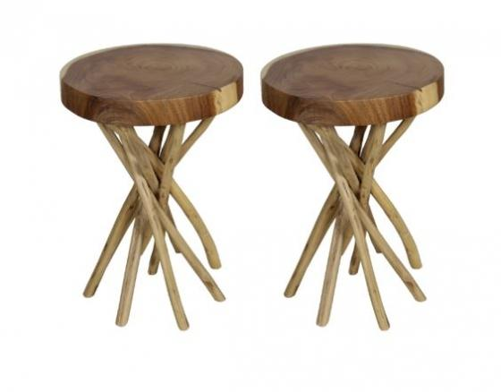 Stick Bundle Side Tables main image