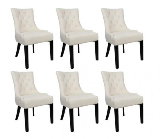 Tufted Dining Chairs main image