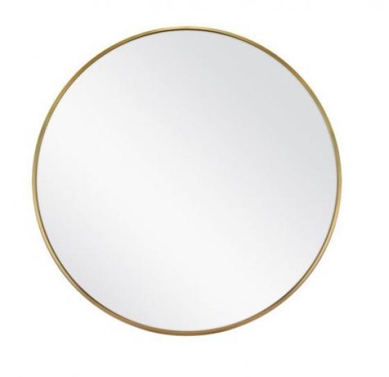 "Cyra Gold Mirror 34""  main image"