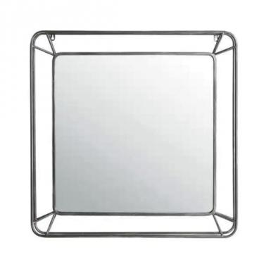 """Metal Wire Mirror 32"""" main image"""