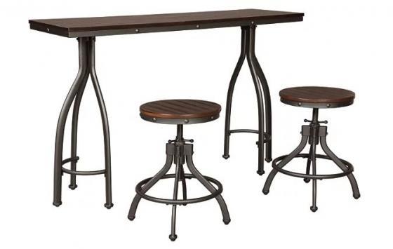 Odium Table & Barstools main image