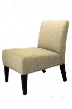 Linen Slipper Chair main image
